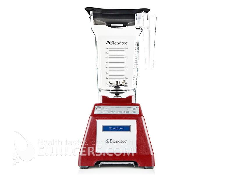 mixér BlendTec Total Blender 2QT (HP3A) červená