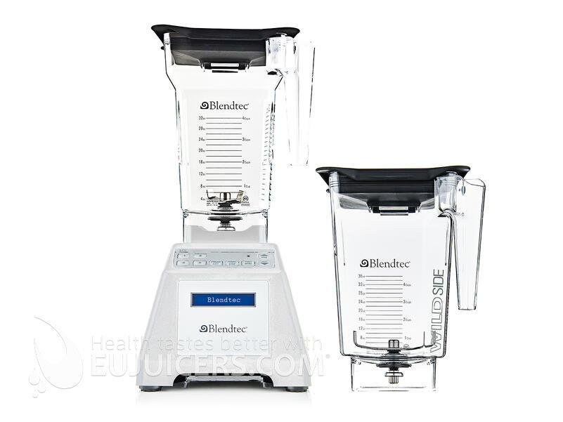 mixér BlendTec Total Blender | 2QT + 3QT (HP3A) bílá