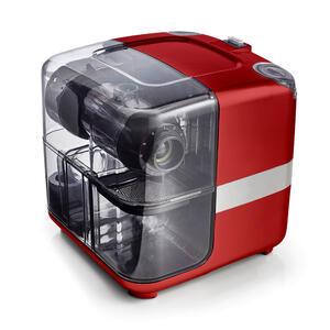 šnekový odšťavňovač Omega Cube Juicer 302 R červená