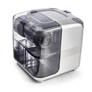 šnekový odšťavňovač Omega Cube Juicer 302 S stříbrná