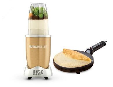 mixér Nutribullet 600 + palačinkovač