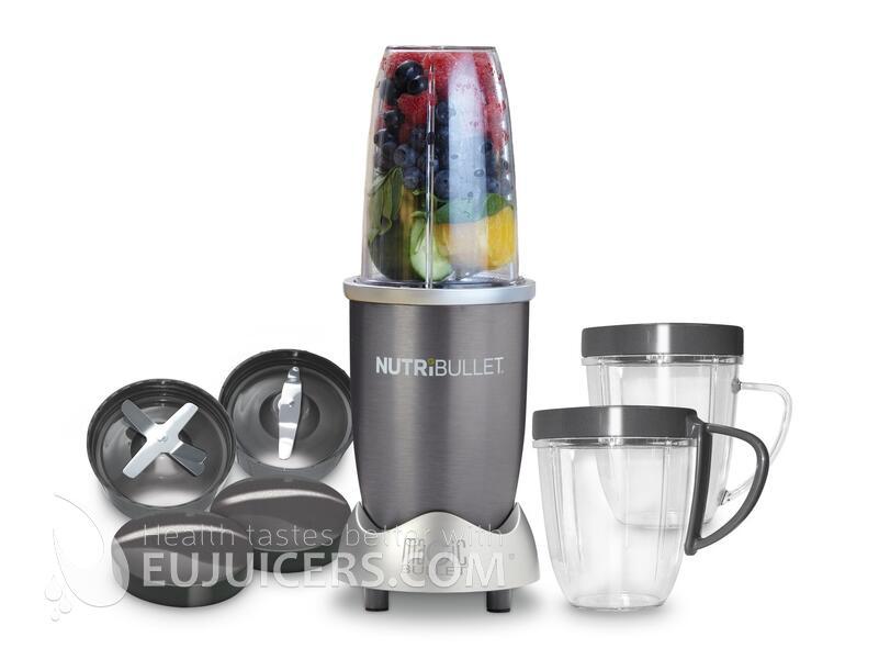mixér Nutribullet 600 - 12 ks