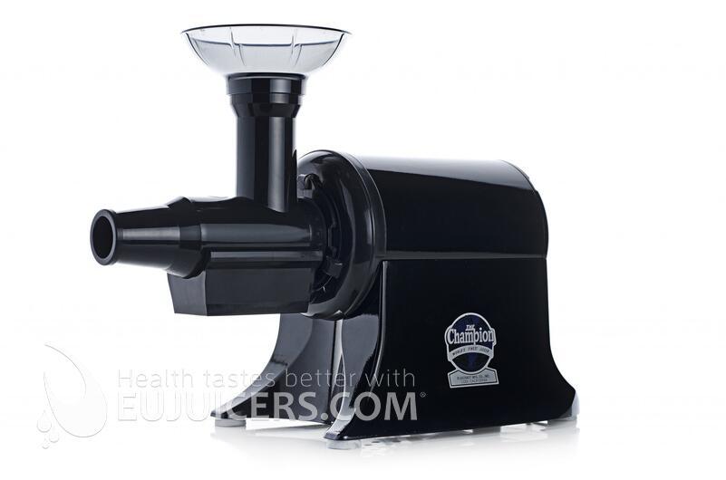 odšťavňovač Champion Juicer 2000+ černá