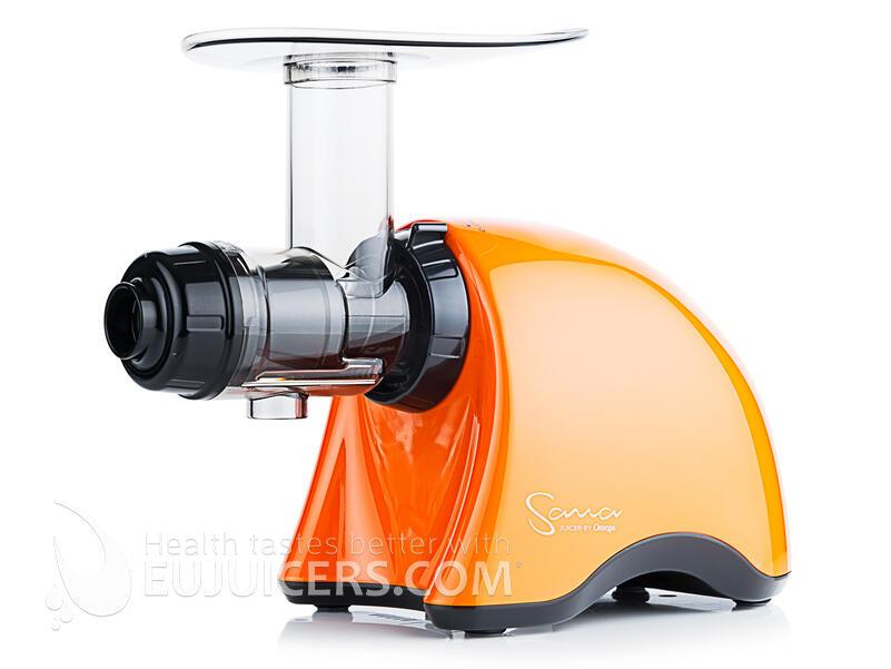 odšťavňovač Sana Juicer | by Omega EUJ-707 oranžová perleť