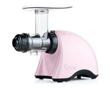 šnekový odšťavňovač Sana Juicer EUJ-707 pastelová růžová