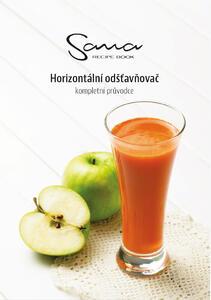 receptář Sana horizontální odšťavňovač