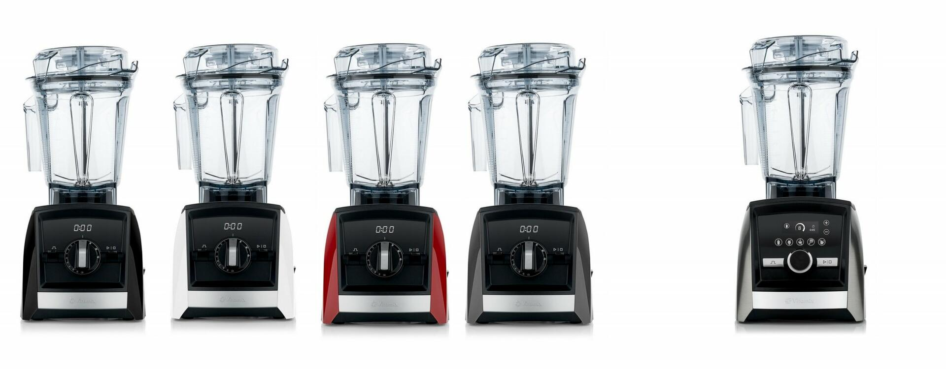 mixéry Vitamix Ascent series