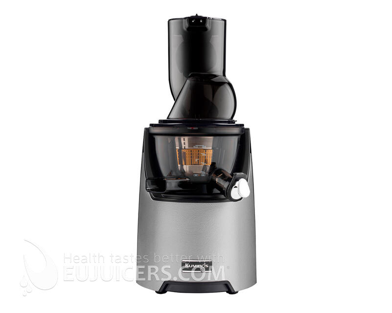 Kuvings EVO 820 DS tmavě stříbrná