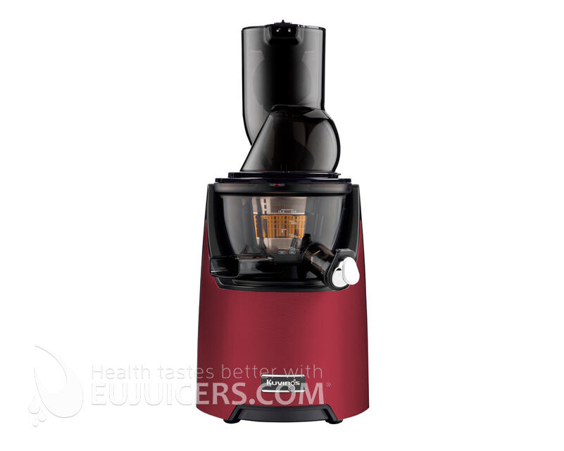 Kuvings EVO 820 DRM tmavě červená mat