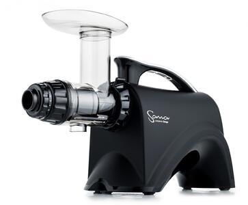 šnekový odšťavňovač Sana Juicer by Omega EUJ-606 černá mat