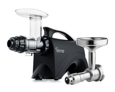 šnekový odšťavňovač Sana Juicer EUJ-606 Plus černá mat